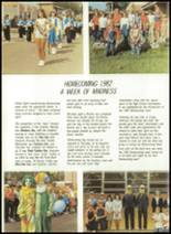 1983 Sumrall High School Yearbook Page 38 & 39