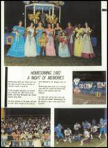 1983 Sumrall High School Yearbook Page 42 & 43
