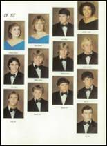 1983 Sumrall High School Yearbook Page 62 & 63