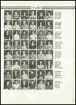 1983 Sumrall High School Yearbook Page 72 & 73
