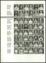 1983 Sumrall High School Yearbook Page 76 & 77