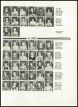 1983 Sumrall High School Yearbook Page 78 & 79