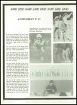1983 Sumrall High School Yearbook Page 92 & 93