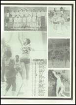 1983 Sumrall High School Yearbook Page 98 & 99