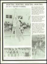 1983 Sumrall High School Yearbook Page 100 & 101