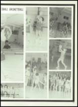 1983 Sumrall High School Yearbook Page 104 & 105