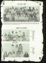 1983 Sumrall High School Yearbook Page 116 & 117