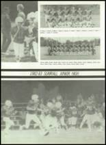 1983 Sumrall High School Yearbook Page 122 & 123