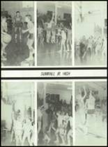 1983 Sumrall High School Yearbook Page 124 & 125