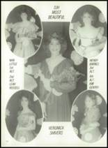 1983 Sumrall High School Yearbook Page 128 & 129