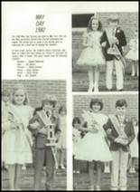 1983 Sumrall High School Yearbook Page 136 & 137