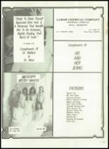 1983 Sumrall High School Yearbook Page 156 & 157
