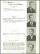 1957 Stearns High School Yearbook Page 14 & 15