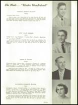 1957 Stearns High School Yearbook Page 16 & 17