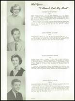 1957 Stearns High School Yearbook Page 18 & 19