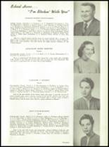 1957 Stearns High School Yearbook Page 20 & 21