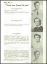1957 Stearns High School Yearbook Page 22 & 23