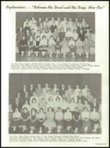 1957 Stearns High School Yearbook Page 28 & 29