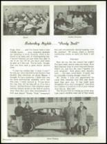 1957 Stearns High School Yearbook Page 36 & 37