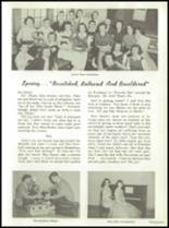 1957 Stearns High School Yearbook Page 38 & 39