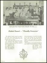 1957 Stearns High School Yearbook Page 44 & 45