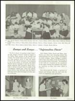 1957 Stearns High School Yearbook Page 46 & 47
