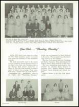 1957 Stearns High School Yearbook Page 50 & 51