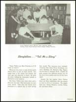 1957 Stearns High School Yearbook Page 54 & 55