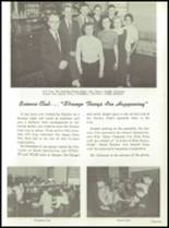1957 Stearns High School Yearbook Page 56 & 57