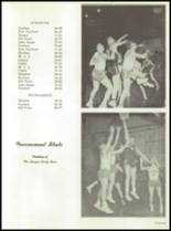 1957 Stearns High School Yearbook Page 62 & 63