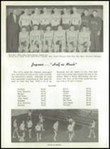 1957 Stearns High School Yearbook Page 66 & 67