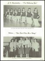1957 Stearns High School Yearbook Page 70 & 71