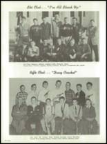 1957 Stearns High School Yearbook Page 72 & 73