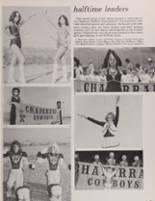 1979 Chaparral High School Yearbook Page 92 & 93