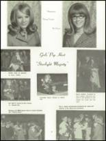 1968 Shawnee Heights High School Yearbook Page 28 & 29
