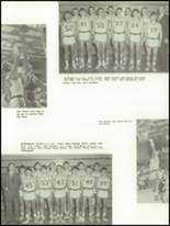 1968 Shawnee Heights High School Yearbook Page 54 & 55