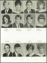 1968 Shawnee Heights High School Yearbook Page 68 & 69