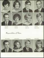 1968 Shawnee Heights High School Yearbook Page 70 & 71