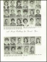 1968 Shawnee Heights High School Yearbook Page 86 & 87