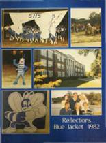 1982 Yearbook Savannah High School