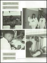 1991 LaGrange High School Yearbook Page 42 & 43