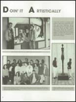 1991 LaGrange High School Yearbook Page 72 & 73