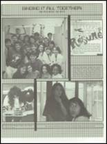 1991 LaGrange High School Yearbook Page 92 & 93