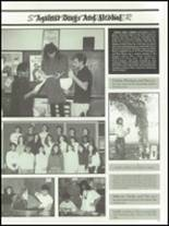 1991 LaGrange High School Yearbook Page 100 & 101