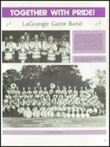 1991 LaGrange High School Yearbook Page 102 & 103