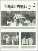 1991 LaGrange High School Yearbook Page 104 & 105