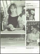 1991 LaGrange High School Yearbook Page 112 & 113