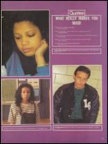 1991 LaGrange High School Yearbook Page 130 & 131