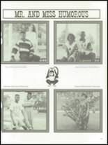1991 LaGrange High School Yearbook Page 132 & 133