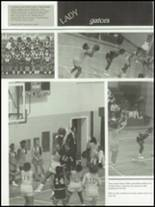 1991 LaGrange High School Yearbook Page 154 & 155
